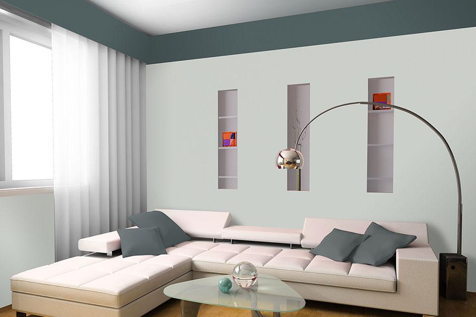 Soggiorni - Salotto moderno - Linvea Industria Vernici Italiana