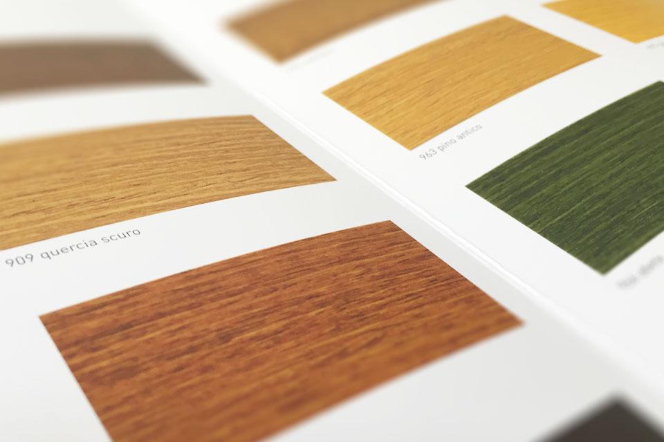 Colori Vernici Legno : Vernici per legno classico e sil uv cartelle colore linvea