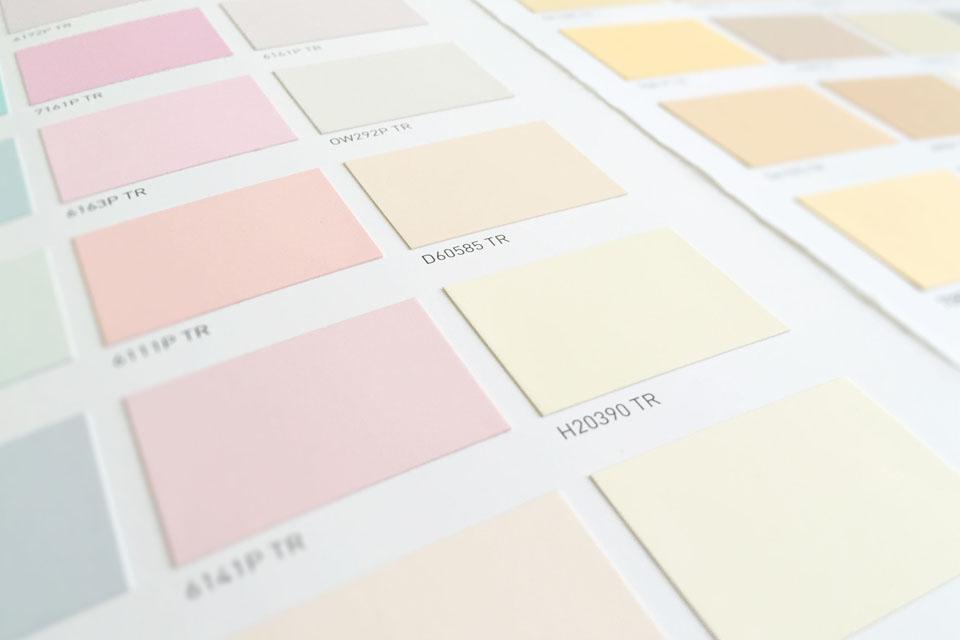 Pitture Murali Colori Per Interni Cartelle Colore Linvea