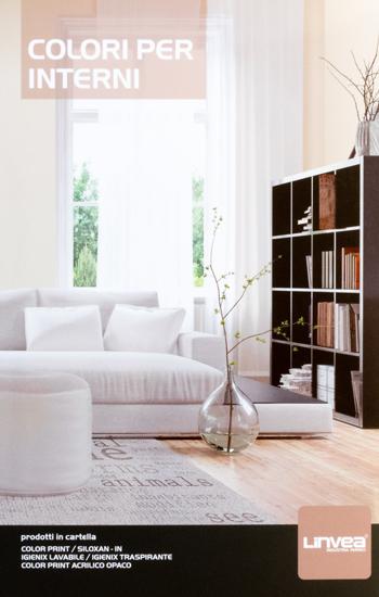 Amazing colori per interni with colori per interni for Colori moderni per interni