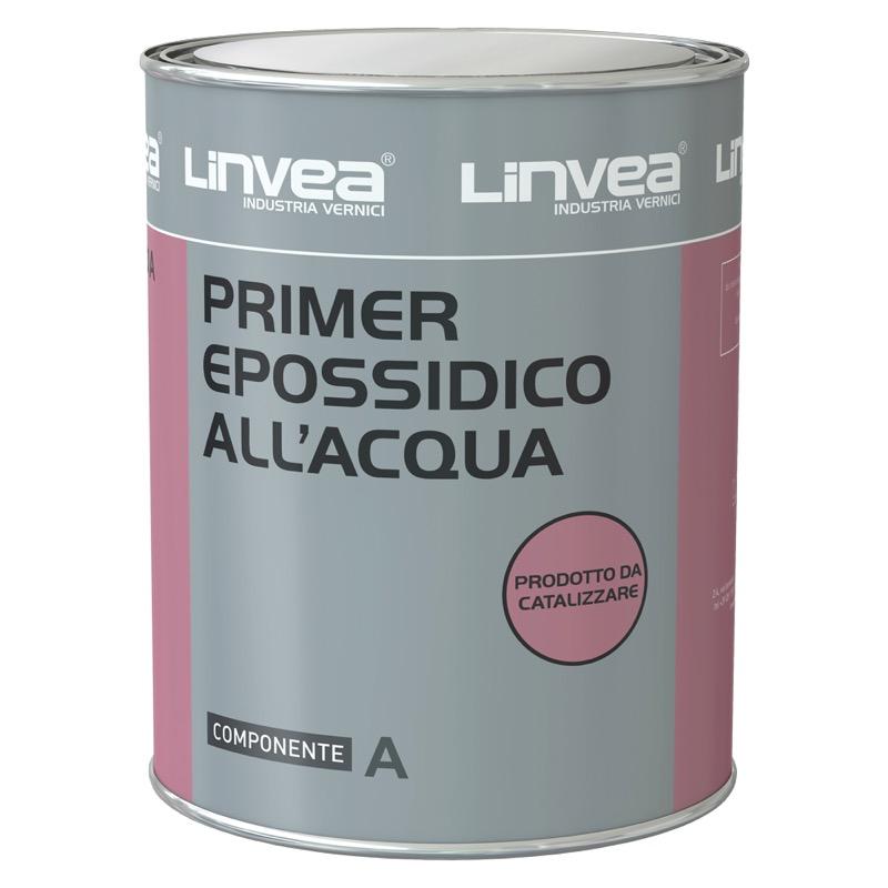 Antirust and primers water based product families for Exterior wood water based primer